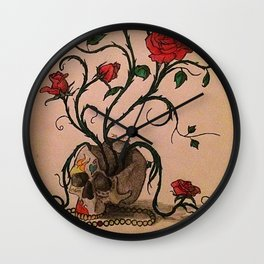 Living Dead Wall Clock