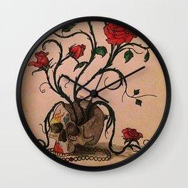Living Dead Wall Clock