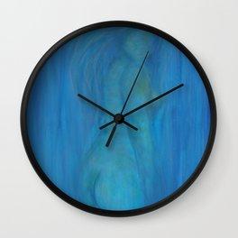 Femme Fatale #2 Wall Clock