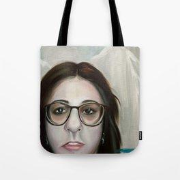 Lauren Nemchik - Abstract Antlers Tote Bag