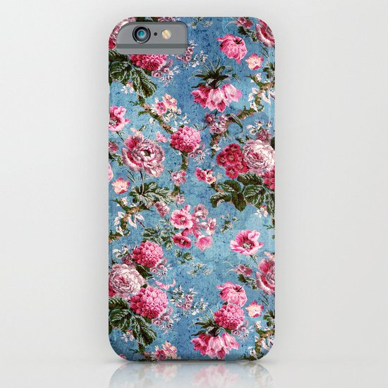 Flowers in the Sky iPhone & iPod Case