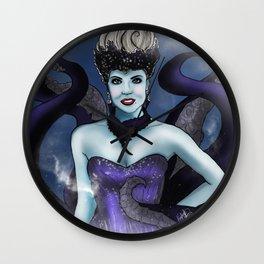 Regal Sea Witch Wall Clock