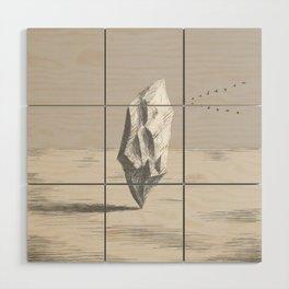 Stream Wood Wall Art