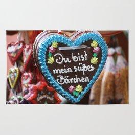 You are my sweet bear | Du bist mein süßes Bärchen Rug
