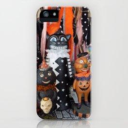 Halloween Magic iPhone Case
