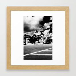 Historic Austin, Texas No.2 Framed Art Print