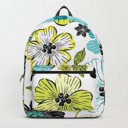 Flower Field 2 Backpack