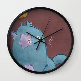 Royal Kitty Wall Clock