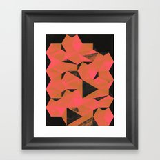 Geo M16 Framed Art Print