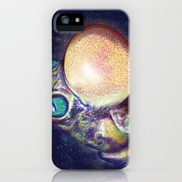 The King of Infinate Space iPhone Case