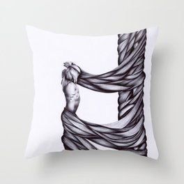Decisiones III Throw Pillow