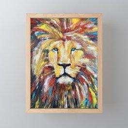 Courage Framed Mini Art Print