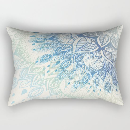 Dahlia Rectangular Pillow