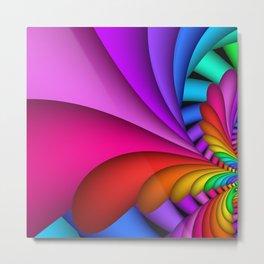 I love colors -9- Metal Print