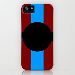 GT40 Gulf Racing Design iPhone Case