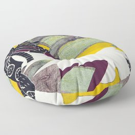 Tropical Touches Floor Pillow