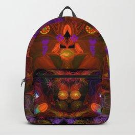 Lucid Visions of Homo Erectus Backpack