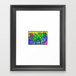 DESTINI 2 Framed Art Print