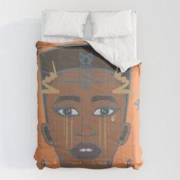 E. Gyptian Comforters