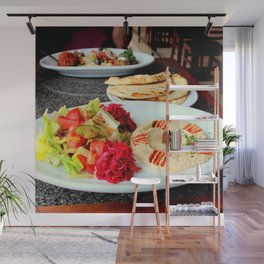 West Coast Middle Eastern Wall Mural