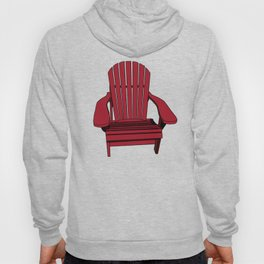 Sit back and relax in the Muskoka Chair Hoody