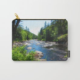 ouareau- peacefull nature Carry-All Pouch