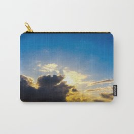 Twin Flame Cloud Lovers Carry-All Pouch