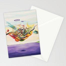 Ocular Sounds Stationery Cards