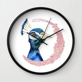Attitude 4 Wall Clock