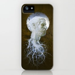 """""""The End of Reason"""" iPhone Case"""