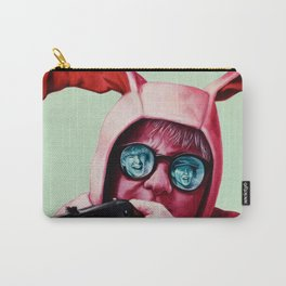 I'll shoot your eyes out Carry-All Pouch