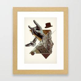 Like a nature Framed Art Print