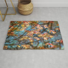 Autumn Colourburst  Rug