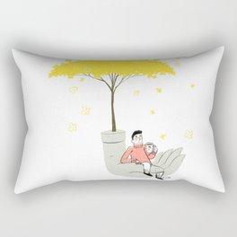 Healing time Rectangular Pillow