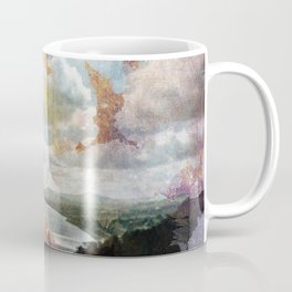 Killiney Gold Coffee Mug