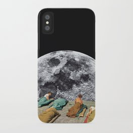 CAMPGROUND iPhone Case