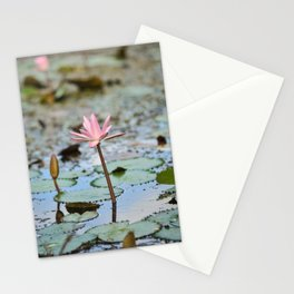 Water Lily, IV Stationery Cards