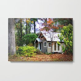 fall abode Metal Print