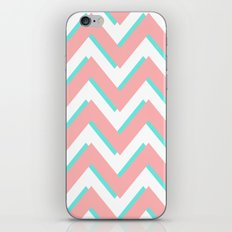 3D CHEVRON 3 iPhone & iPod Skin