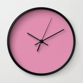 Rosebloom Wall Clock