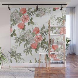 The Master Gardener #PorcelainWhite Wall Mural