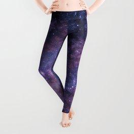 STARS - SKY - GALAXY - PLANETS Leggings
