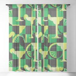 margarita Sheer Curtain