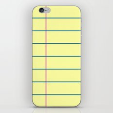 biljeska iPhone & iPod Skin