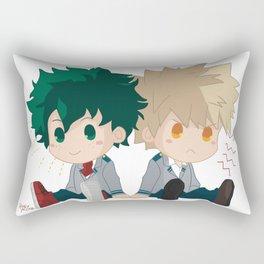Deku & Kacchan - Chibi Rectangular Pillow
