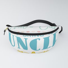 That's Cute Now Bring Your Uncle A Beer Lover Beer  Fanny Pack
