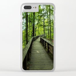 Cuyahoga Valley National Park Clear iPhone Case