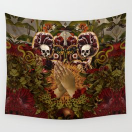 Pray Wall Tapestry