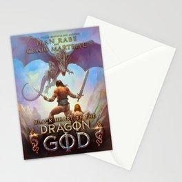 Goranth - Black Heart of the Dragon God Stationery Cards