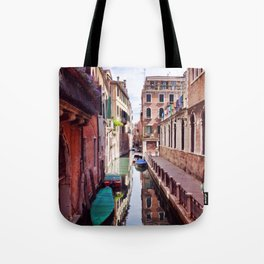 Get Lost In Venice Tote Bag